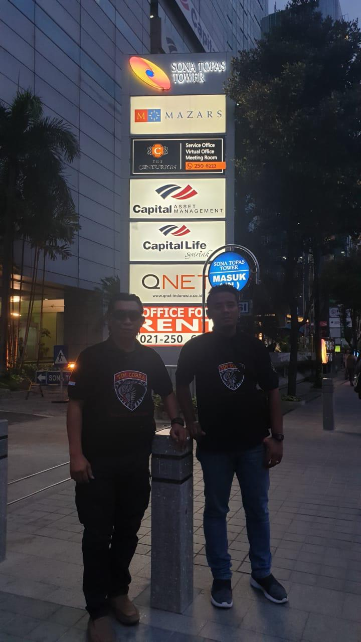 Tim Cobra Polres Lumajang Geledah Kantor Pusat Qnet Di Jakarta